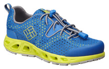 Columbia Youth Drainmaker II hyber blue/safety yellow